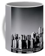 Manhattan Coffee Mug by Shaun Higson