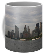 Manhattan Skyline 2010 Coffee Mug