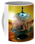 Manhattan Under The Dome Coffee Mug