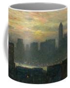 Manhattans Misty Sunset Coffee Mug