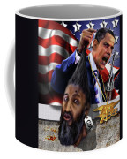 Manifestation Of Frustration - I Am Commander In Chief - Period - On My Watch - Me And My Boys 1-2 Coffee Mug
