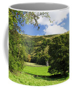 Manifold Valley And Dovecote - Swainsley Coffee Mug