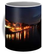 Manistee River Channel Coffee Mug