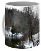 Manistee River Coffee Mug