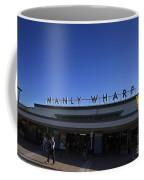 Manly Wharf Coffee Mug