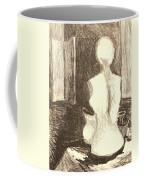 Mannequin Life Coffee Mug