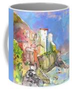 Manorola In Italy 05 Coffee Mug