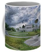 Mansion At Tuckahoe In Jensen Beach Florida Coffee Mug