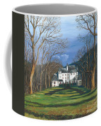 Mansion In The Woods Coffee Mug