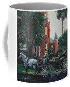 Mansion On Forsythe Savannah Georgia Coffee Mug