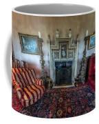 Mansion Sitting Room Coffee Mug by Adrian Evans