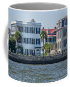 Mansions By The Water Coffee Mug
