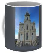 Manti Temple East Side Coffee Mug