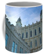 Manti Temple North Coffee Mug