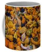 Many Colorful Gourds Coffee Mug