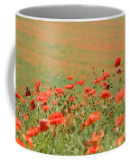 Many Poppies Coffee Mug