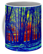 Many Trees II Coffee Mug