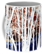 Many Trees Coffee Mug