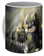 Maori Haka Coffee Mug by Miki De Goodaboom