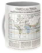 Map Sugar Trade Coffee Mug