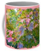 Maple Magnetism Painting Coffee Mug