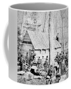 Maple Sugar Party, C1900 Coffee Mug