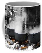 Maple Syrup Pioneer Style Coffee Mug