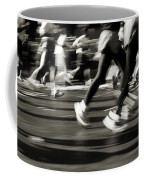 Marathon, Nyc, New York City, New York Coffee Mug