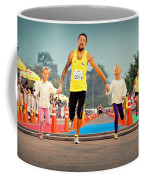 Marathon Of Happiness Coffee Mug