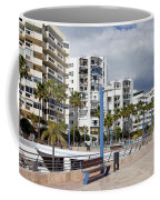 Marbella Apartment Buildings Coffee Mug