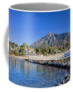 Marbella Holiday Resort In Spain Coffee Mug