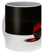 Marble Red 1 A Coffee Mug