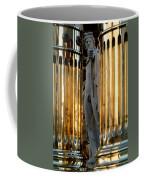 Marble Statue Coffee Mug