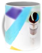 Marble And The Thimble Coffee Mug