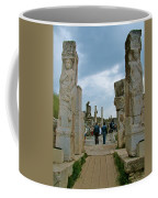 Marble Way From Theater To Central Ephesus-turkey Coffee Mug