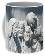 Marble Work Coffee Mug