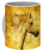 Marbled War Horse Coffee Mug