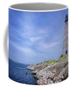 Marblehead Light Coffee Mug