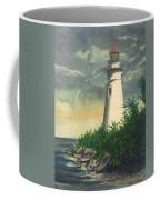 Marblehead Light On Lake Erie Coffee Mug
