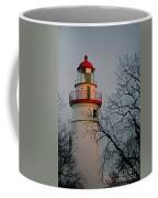Marblehead Lighthouse On Lake Erie  Coffee Mug