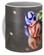 Marbles Strainer 2 Coffee Mug