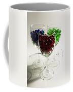 Marbles Wine Glasses 2 Coffee Mug