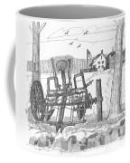 Marbletown Farm Equipment Coffee Mug