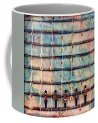 Marching Band Encaustic Coffee Mug