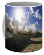 Marching Foam Coffee Mug