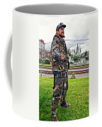 Marching To His Own Drummer 2 Coffee Mug