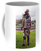 Marching To His Own Drummer 3 Coffee Mug