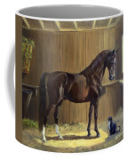 Marco And Sneaker Coffee Mug by Jeanne Newton Schoborg