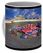 Marco Andretti Coffee Mug