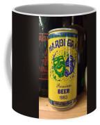 Mardi Gras Beer 1983 Coffee Mug